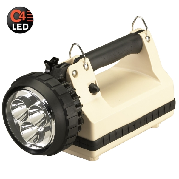 Купить Фонарь Streamlight E-Spot LiteBox PF Sys Beige