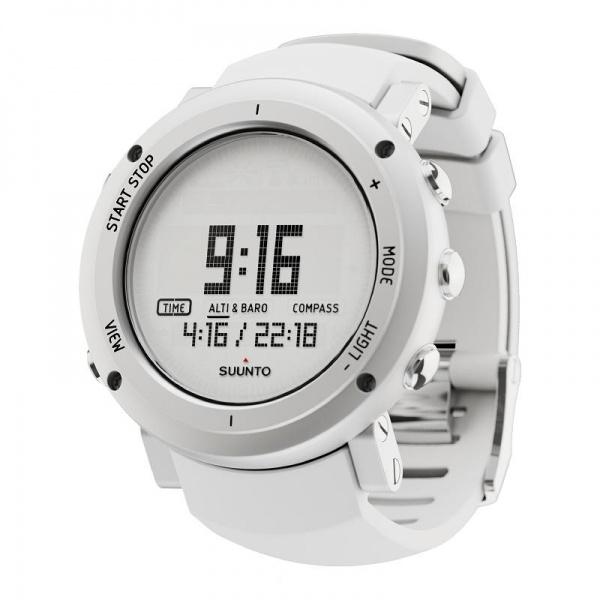Купить Часы Suunto CORE ALU PURE WHITE