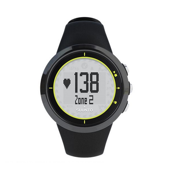 Купить Часы Suunto M2 MEN BLACK/LIME