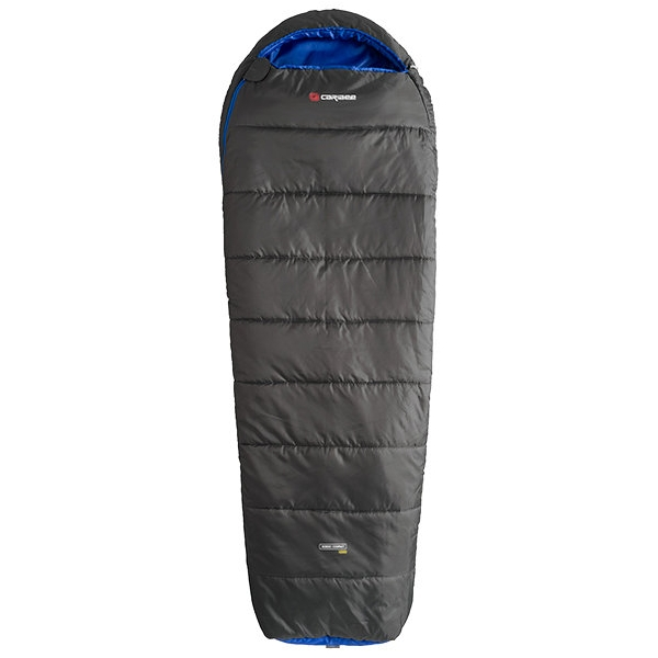 Купить Спальный мешок Caribee Nordic Compact 1600 / -5°C Graphite/Blue (Right)