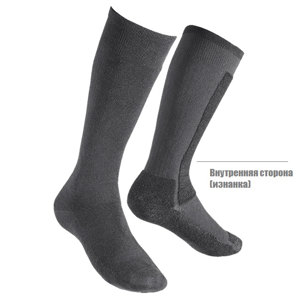 Купить Носки GM Sport Virgin Wool Seta Merino 00/M