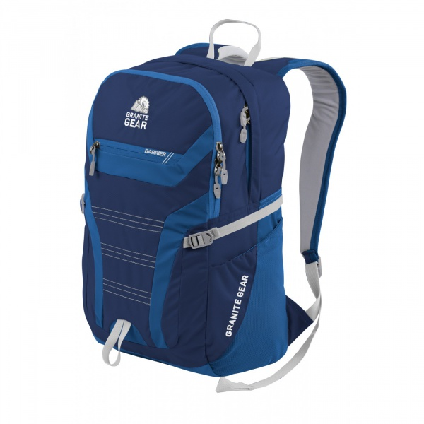 Купить Рюкзак городской Granite Gear Champ 29 Midnight Blue/Enamel Blue/Chromium