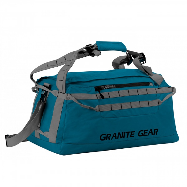 Сумка дорожная Granite Gear Packable Duffel 60 Basalt/Flint