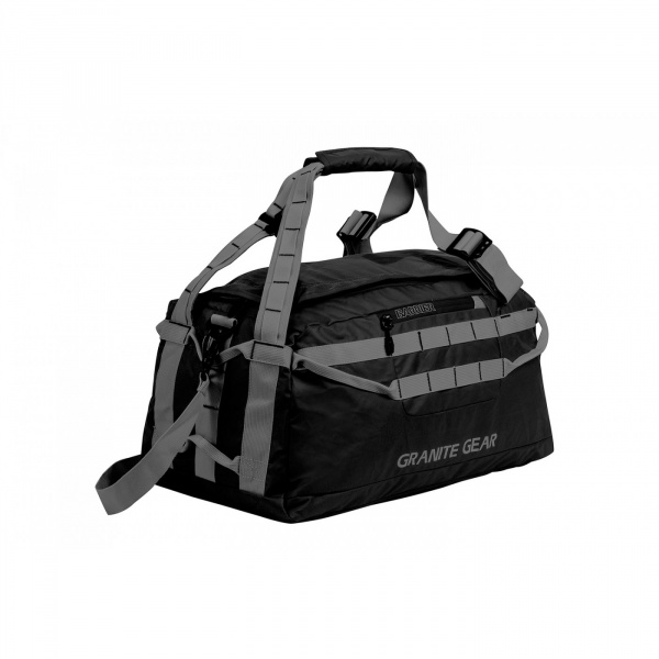 Купить Сумка дорожная Granite Gear Packable Duffel 40 Black/Flint