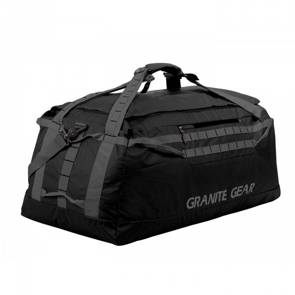 Купить Сумка дорожная Granite Gear Packable Duffel 145 Black/Flint