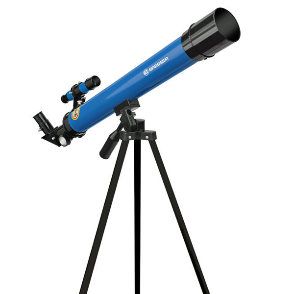 Купить Телескоп Bresser Junior Space Explorer 50/600 Blue