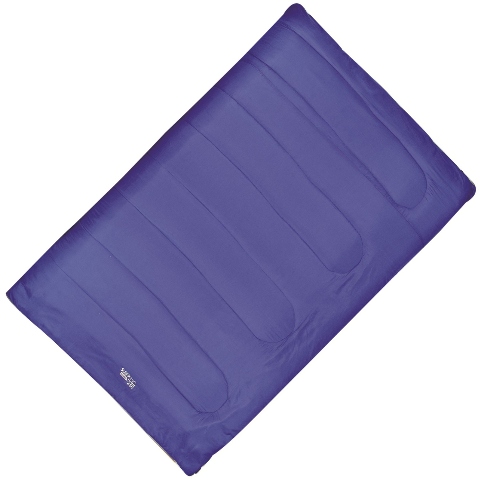 Купить Спальный мешок Highlander Sleepline 250 Double/+5°C Royal Blue (Left)