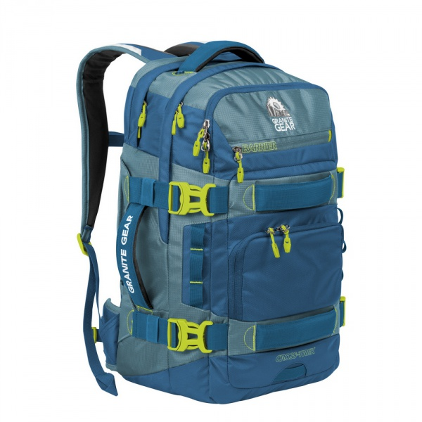 Купить Рюкзак городской Granite Gear Cross Trek 36 Bleumine/Blue Frost/Neolime