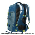 Рюкзак городской Granite Gear Cross Trek 36 Bleumine/Blue Frost/Neolime