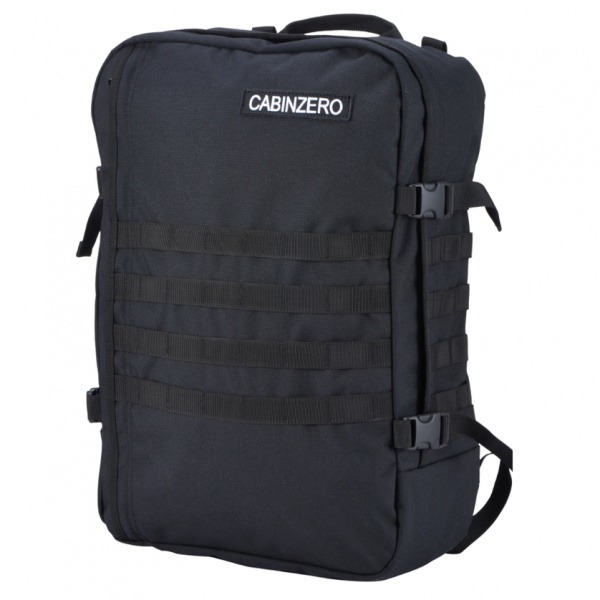 Сумка-рюкзак CabinZero Military 44L Absolute Black