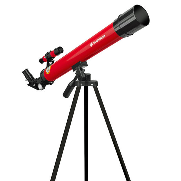 Купить Телескоп Bresser Junior Space Explorer 45/600 Red