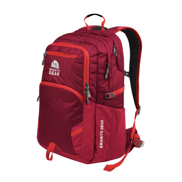 Купить Рюкзак городской Granite Gear Sawtooth 32 Harvest Red/Red Rock/Ember Orange