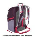Рюкзак городской Granite Gear Buffalo 32 Circolo/Black/Chromium
