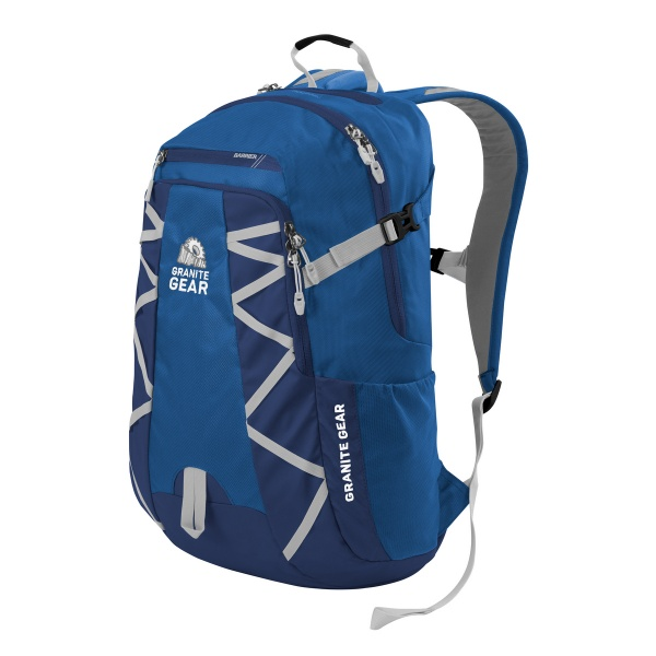 Купить Рюкзак городской Granite Gear Manitou 28 Enamel Blue/Midnight Blue/Chromium