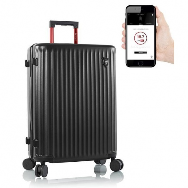 Купить Чемодан Heys Smart Connected Luggage (M) Black