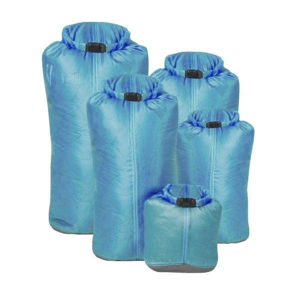 Купить Гермомешок Granite Gear eVent Sil Drysac 25L Malibu Blue