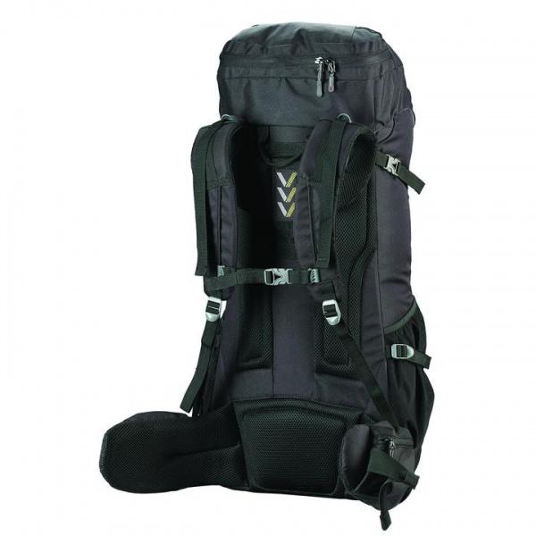 Рюкзак туристический Caribee Tiger 75 Black купить. Рюкзак ... 29b1d1e3d7355