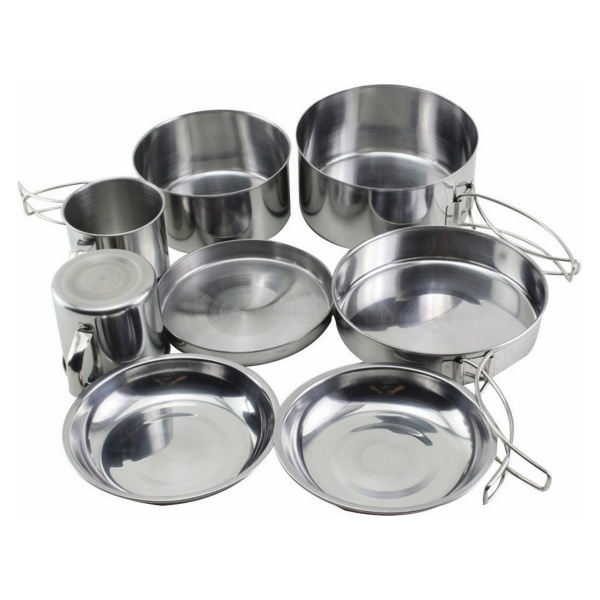 Купить Набор посуды Highlander Peak Weekender Cookware Kit