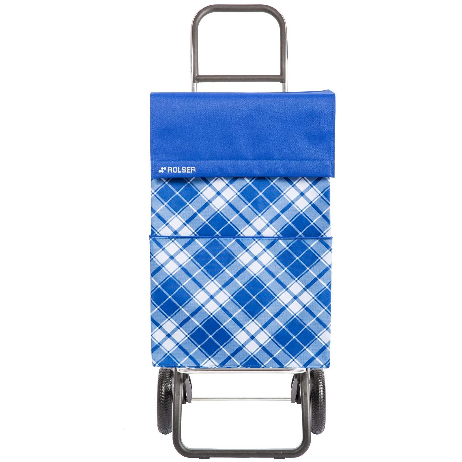 15663a89 Сумка-тележка Rolser 2500 C. Capri Convert RG 43 Azul купить. Сумка ...
