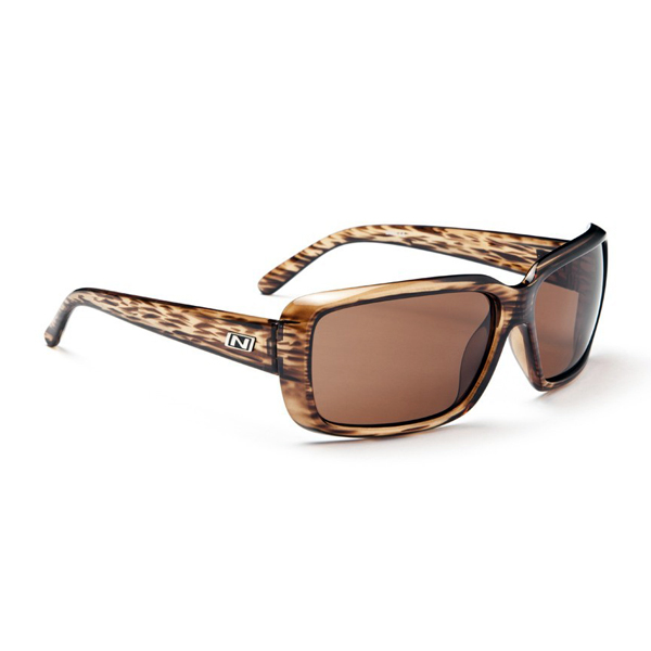 Купить Очки солнцезащитные Optic Nerve Lanai Crystal Driftwood Demi (Polarized Copper)