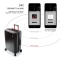 Чемодан Heys Smart Connected Luggage (M) Black