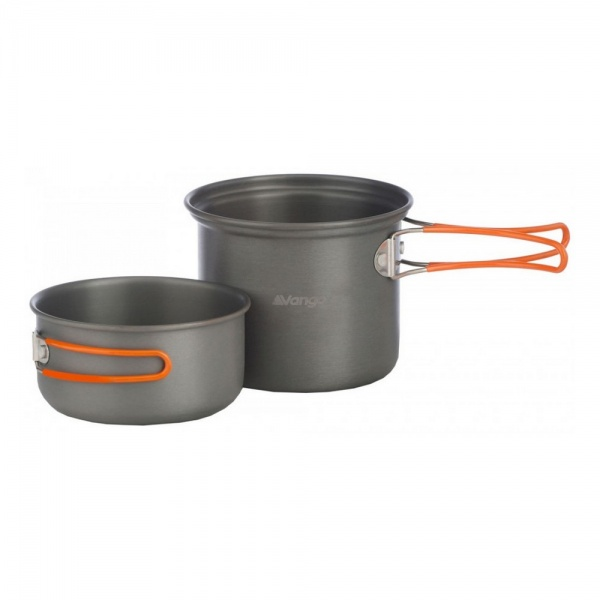 Купить Набор посуды Vango Hard Anodised Cook Kit 2 Person Grey