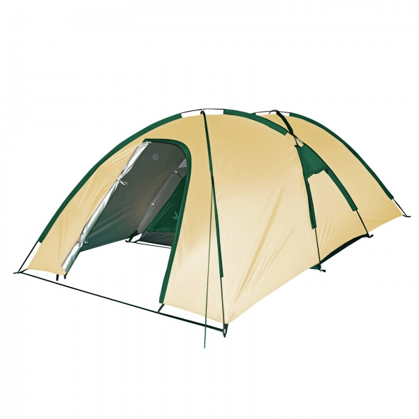 Купить Палатка Style Expedition Koepel 4 (Beige/Green)