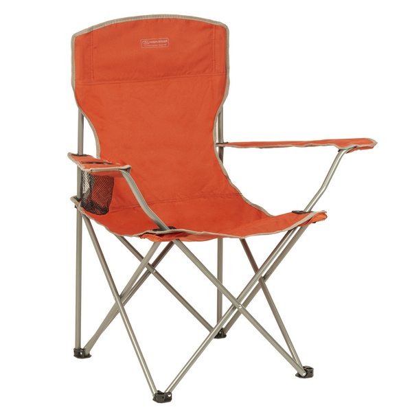 Купить Стул Highlander Traquair Folding Orange